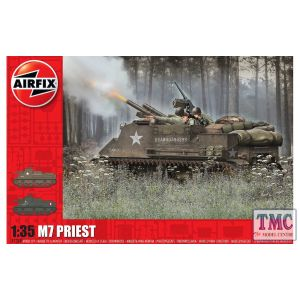 A1368 Airfix 1:35 Scale M7 Priest