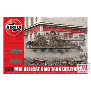 A1371 Airfix 1:35 Scale M-18 Hellcat
