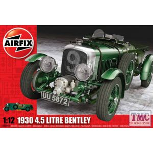 A20440V Airfix 1:12 Scale 1930 4.5 litre Bentley
