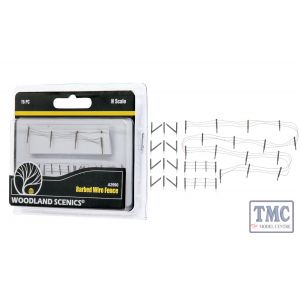 A2990 Woodland Scenics N Scale Barbed Wire Fence