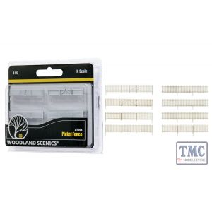 A2994 Woodland Scenics N Scale Picket Fence