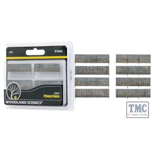 A2995 Woodland Scenics N Scale Privacy Fence