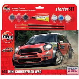 A55304 Airfix 1:32 Scale MINI Countryman WRC