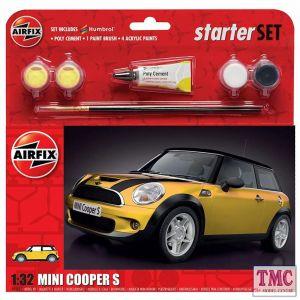 A55310 Airfix 1:32 Scale MINI Cooper S