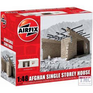 A75010 Airfix 1:48 Scale Afghan Single Storey House 1:48