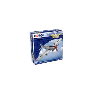 AA27703 Corgi 1:72 Scale North American Mustang Mk.IV - KH790/WHC Werner Christie- No.150 Wing- RAF Hunsdon- Spring 1945