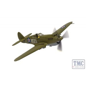 AA28105 Corgi 1:72 Scale P40 Warhawk Pearl Harbor 80th Anniversary