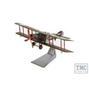 AA28801 Corgi 1:48 Scale Bristol F2B Fighter D-8063, RAF No.139 Squadron, Villaverla, Italy, Sept 1918. WWI