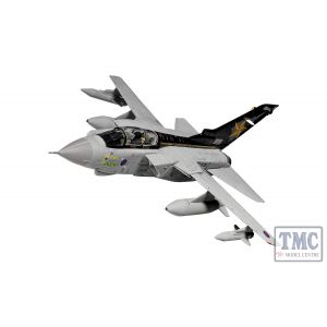 AA33621 Corgi 1:72 Scale Panavia Tornado GR.4 ZA548, RAF No.31 Squadron 'Goldstars' Retirement Scheme, RAF Marham, March 2019.