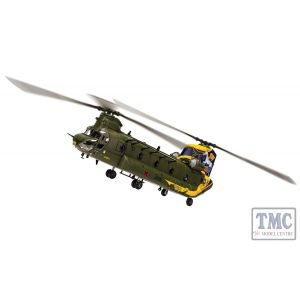 AA34216 Corgi 1:72 Scale Boeing Chinook HC.4 ZH777 RAF No. 28 Sqn 100 Years Anniversary Scheme