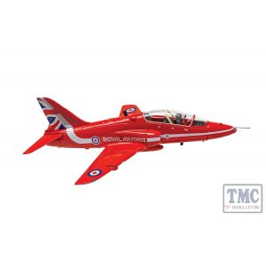 AA36017 Corgi 1:72 Scale British Aerospace Hawk T.1A XX322, 'Red 1' Leaders's aircraft, The Royal Air Force Aerobatic Team the 'Red Arrows', North American Tour, August - October 2019