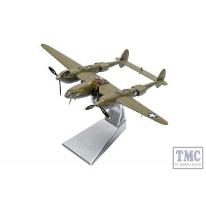 AA36615 Corgi 1:72 Scale Lockheed P-38G Lightning 43-2264 'Miss Virginia'