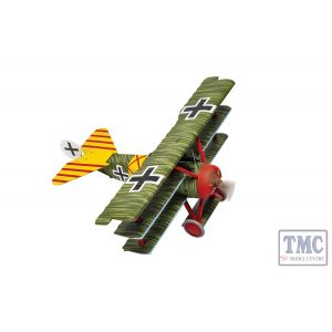 AA38311 Corgi 1:48 Scale Fokker DR1 Triplane Werner Steinhauser WWI