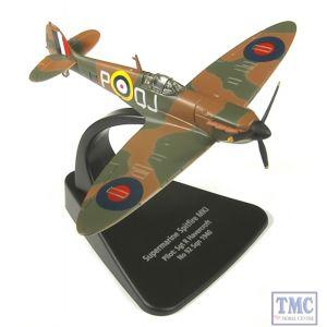 AC001 Oxford Diecast 1:72 Scale Supermarine Spitfire MkI