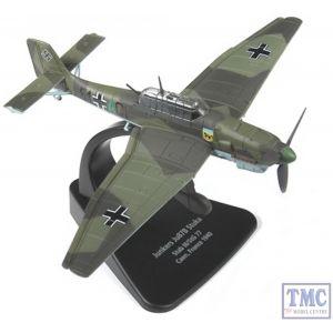 AC004 Oxford Diecast 1:72 Scale Junkers Ju-87 Stuka