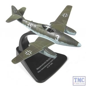 AC007 Oxford Diecast 1:72 Scale Messerschmitt ME 262