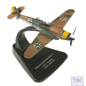 AC010 Oxford Diecast 1:72 Scale Messerschmitt Bf 109G