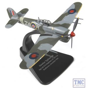 AC013 Oxford Diecast 1:72 Scale Hawker Typhoon