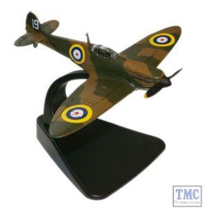 AC029 Oxford Diecast 1:72 Scale RAF - Pre-war 19 Squadron Spitfire
