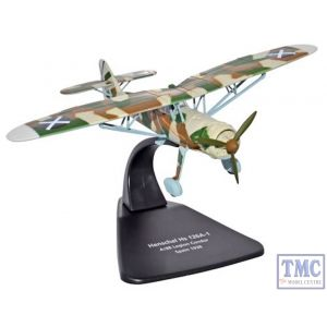 AC044 Oxford Diecast 1:72 Scale Henschel 123AHs 126A-1 A88 Legion Condor Spain 1938