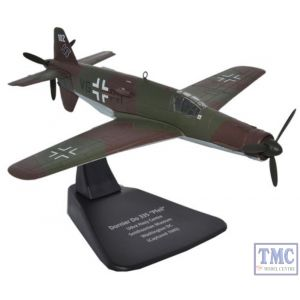 AC048 Oxford Diecast 1:72 Scale Dornier Do 335 Pfeil Smithsonian Museum
