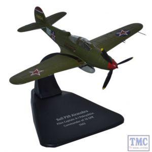 AC055 Oxford Diecast 1:72 Scale Airacobra P39 Pokryshkin 16 GFR 1943