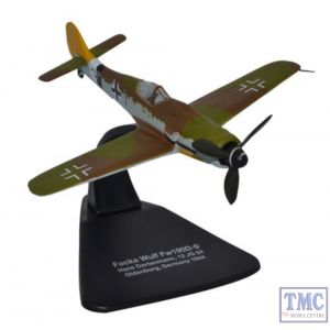 AC057S Oxford Diecast 1:72 Scale Focke Wulf 190D 12./JG54 Germany 1944 (No Swastika)
