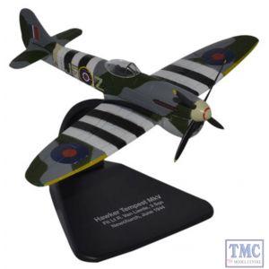 AC062 Oxford Diecast 1:72 Scale Hawker Tempest MkV No.3 Squadron Newchurch 1944
