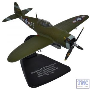 AC063 Oxford Diecast 1:72 Scale P47D Thunderbolt USAAF Europe 1943
