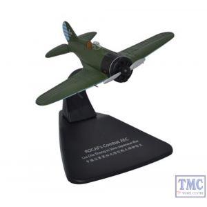 AC065-2105 Oxford Diecast 1:72 Scale Polikarpov Chinese Air Force