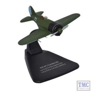 AC065-72 Oxford Diecast 1:72 Scale Polikarpov Chinese Air Force