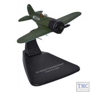 AC065-94 Oxford Diecast 1:72 Scale Polikarpov Chinese Air Force