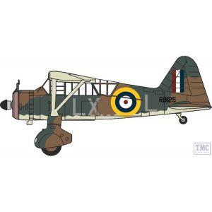 AC101 Oxford Diecast 1:72 Scale RAF R9125 225 Squadron Westland Lysander