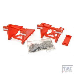 ACC2000RW Accurascale Rawie Friction Bufferstop - Standard - Twin Pack
