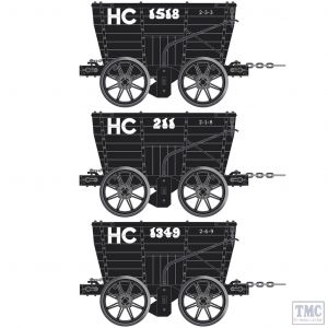ACC1100-COILAA Accurascale OO Gauge Coil A - Wagon Pack A