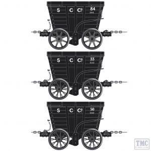 ACC2806-G Accurascale OO Gauge Stella Coal Company Chaldron Pack
