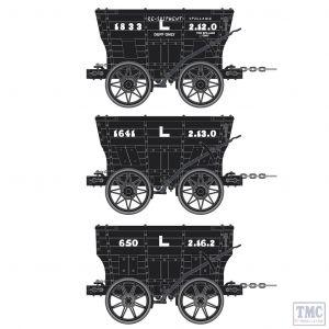 ACC2807-H Accurascale OO Gauge Londonderry Chaldron Pack