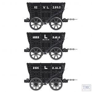 ACC2809-J Accurascale OO Gauge Vane / Londonderry Chaldron Pack
