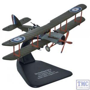 AD002 Oxford Diecast 1:72 Scale De Haviland DH4 RNAS 212 Squadron