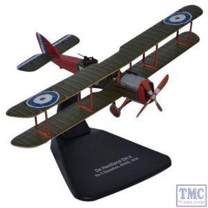 AD004 Oxford Diecast 1:72 Scale De Havilland DH4 No.5 Squadron RNAS 1918