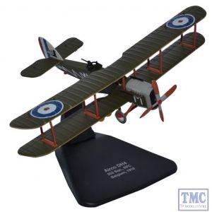 AD006 Oxford Diecast 1:72 Scale DH4 202 Squadron RFC 1918