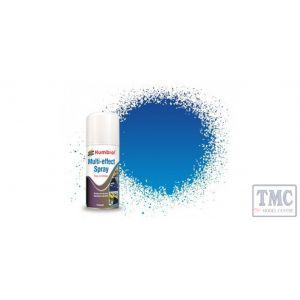 AD6213 Humbrol Blue Multi-Effect Spray (LOWER PRICE) Acrylic Hobby Sprays 150ml