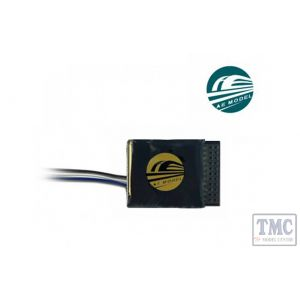 AED-21PD DCC Concepts AE Model 21-Pin Direct 6 Function Decoder