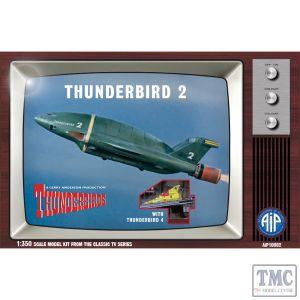 AIP10002 AIP 1:350 Scale Thunderbird 2 with Thunderbird 4