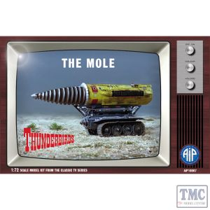 AIP10007 AIP 1:72 Scale The Mole