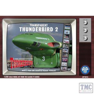 AIP10010 AIP 1:350 Scale Transparent Thunderbird 2