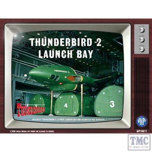 AIP10011 AIP 1:350 Scale Thunderbird 2 Launch Bay