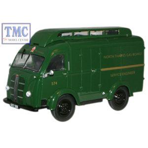 AK009 Oxford Diecast 1:43 Scale North Thames Gas Austin K8 Van