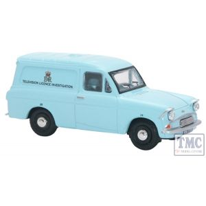ANG007 Oxford Diecast 1:43 Scale O Gauge Television License