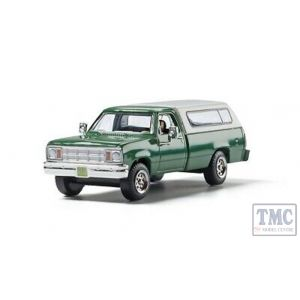 AS5364 Woodland Scenics 1:87 HO Scale Camper Shell Truck